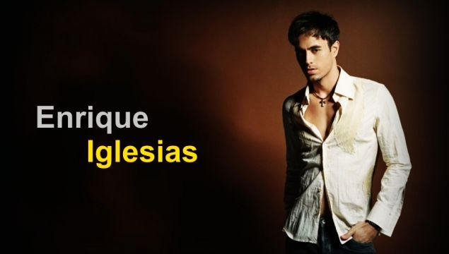watch Enrique Iglesias Music Videos Channel online for free