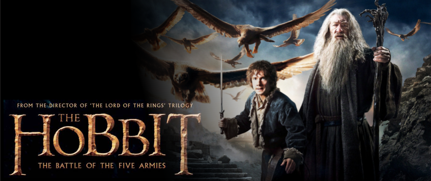 The Hobbit: The Battle of the Five Armies (2014) movie