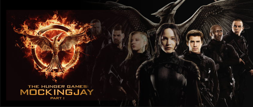 The Hunger Games: Mockingjay - Part 1 (2014) movie