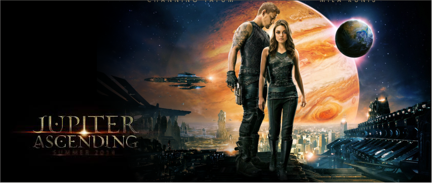Jupiter Ascending (2015) movie