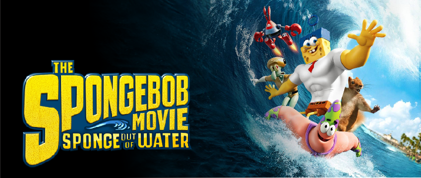 The SpongeBob Movie: Sponge Out of Water (2015) movie
