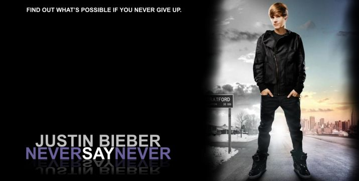 Justin Bieber: Never Say Never movie