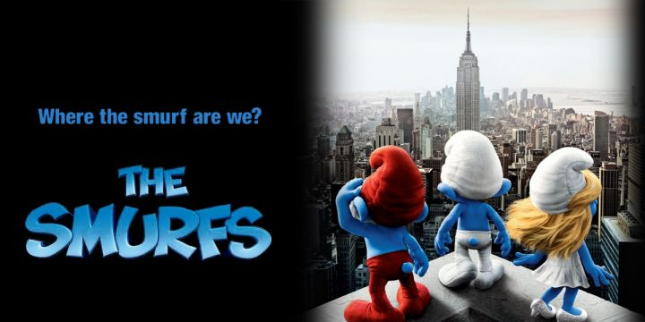 Onlivcast Movies The Smurfs