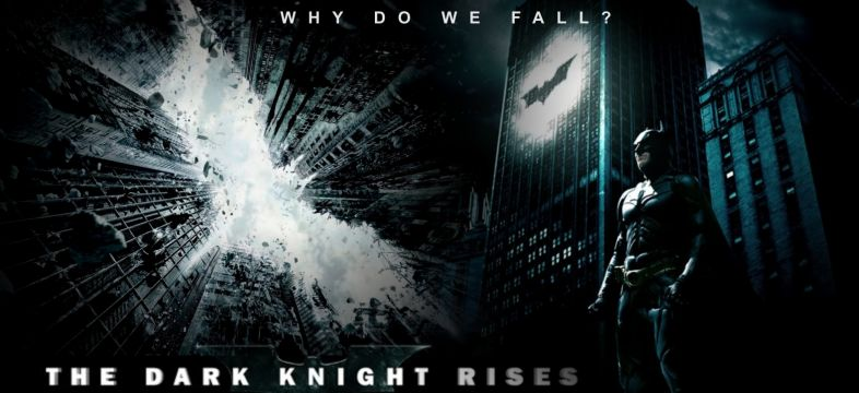 The Dark Knight Rises movie