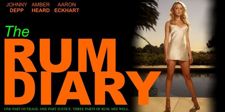 The Rum Diary movie