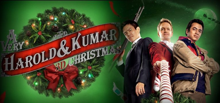A Very Harold & Kumar Christmas movie
