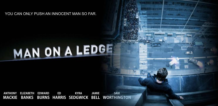 Man on a Ledge movie
