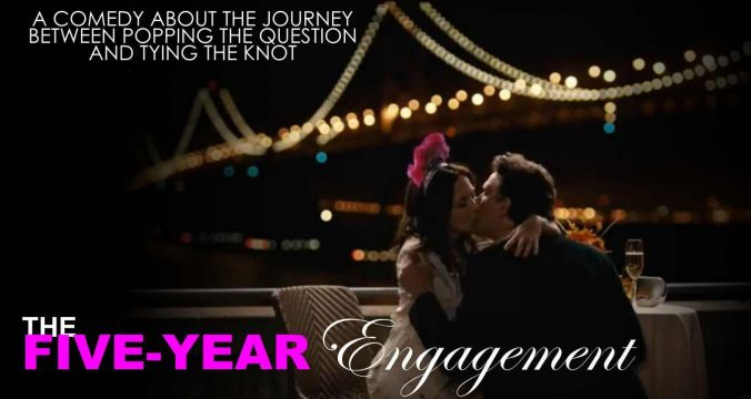 The Five Year Engagement movie