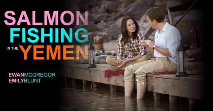 Salmon Fishing in the Yemen movie
