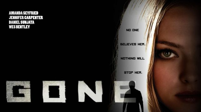Gone movie