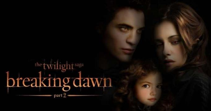 The Twilight Saga Breaking Dawn 1