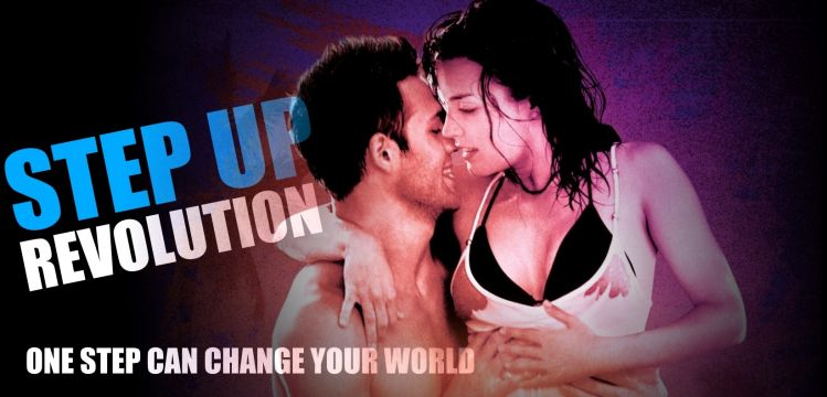 Step Up: Revolution movie