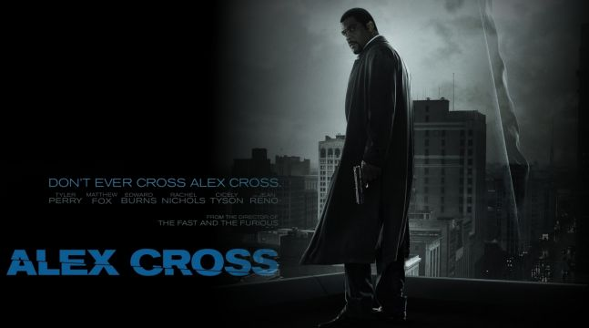 Alex Cross movie