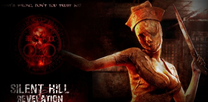 Silent Hill: Revelation 3D movie