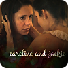 watch Caroline and Jackie