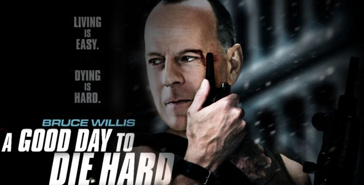 A Good Day to Die Hard movie