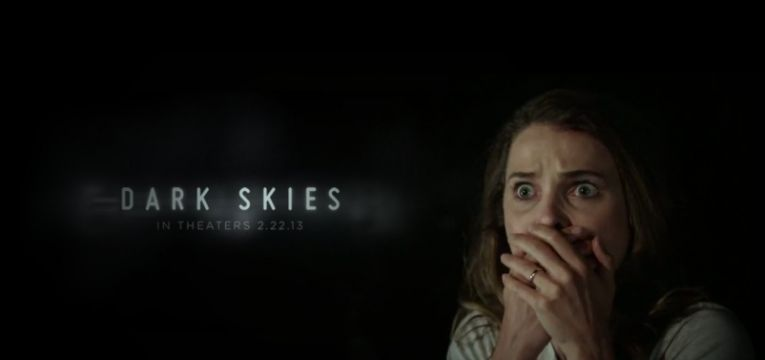 Dark Skies movie