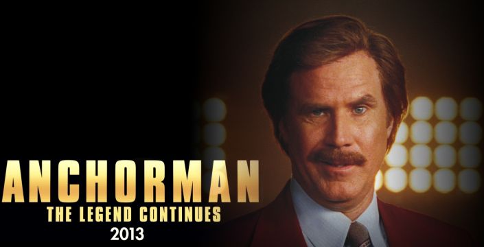 Anchorman: The Legend Continues (2013) movie