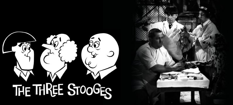 the 3 stooges pumpkin stencil