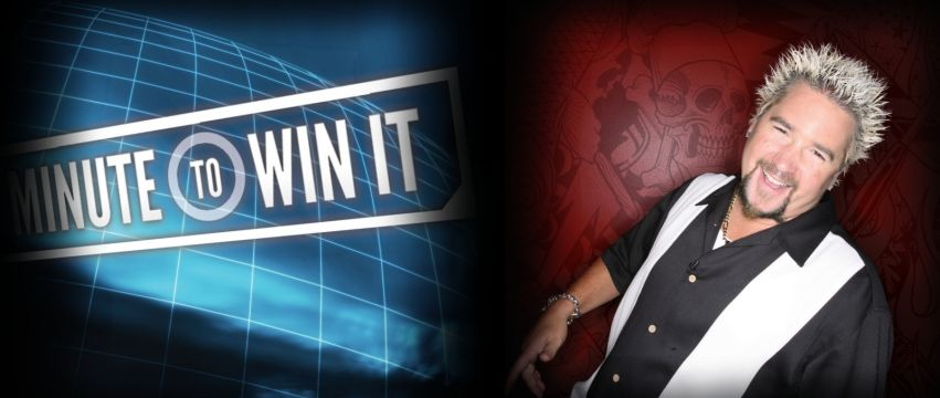 watch Minute to Win It