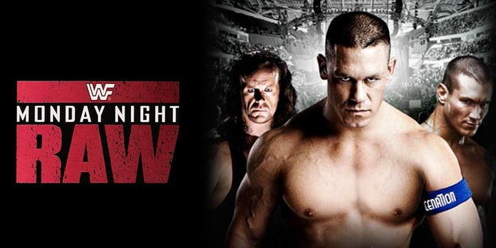 watch WWE Monday Night Raw
