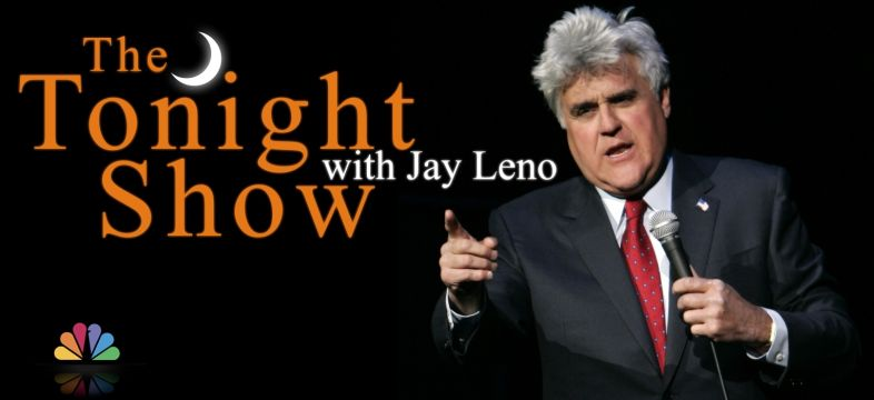 watch The Tonight Show with Jay Leno