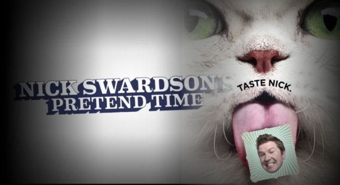 watch Nick Swardson's Pretend Time