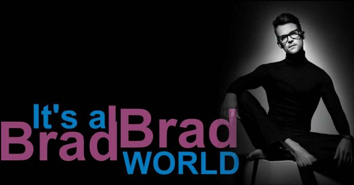 watch It's a Brad, Brad World