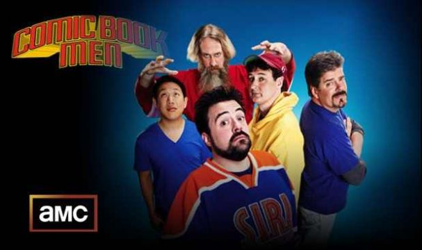 watch Comic Book Men Comic Book Men Comic Book Men
