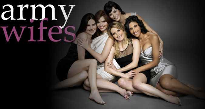 watch Army Wives