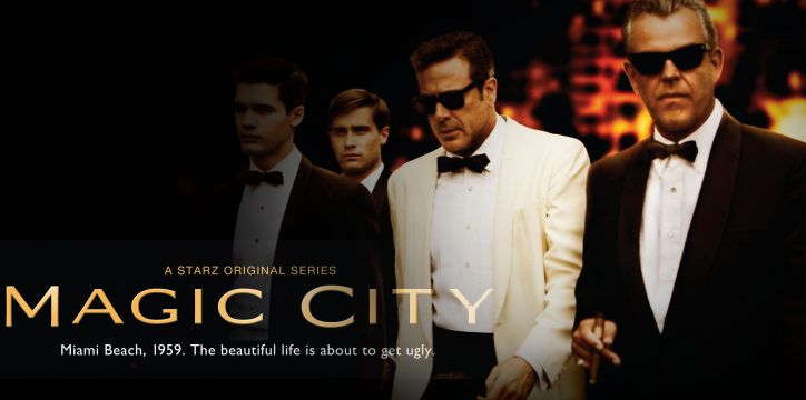 watch Magic City