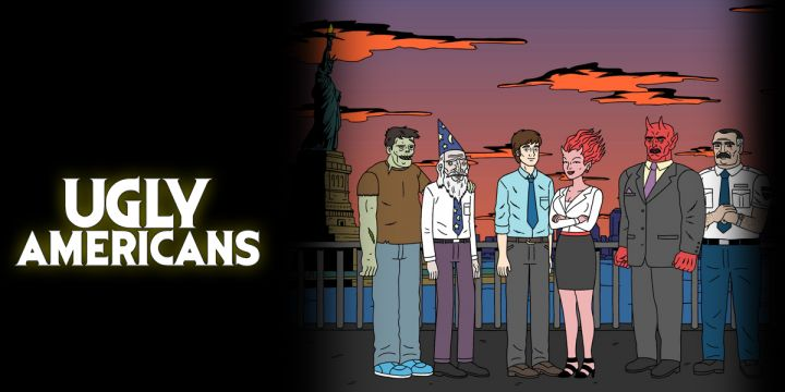 watch Ugly Americans