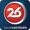 watch Canal 26 live