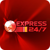 watch Express News 24 live